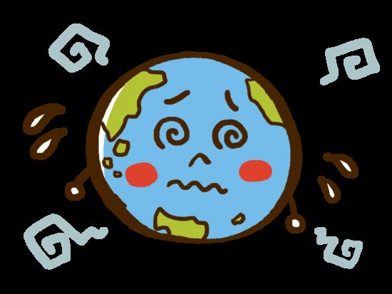 ネイティブキャンプ・地球温暖化